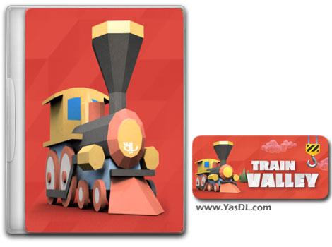 دانلود بازی Train Valley برای PC