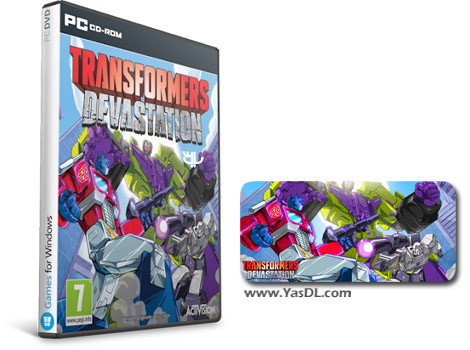 دانلود بازی Transformers Devastation برای PC