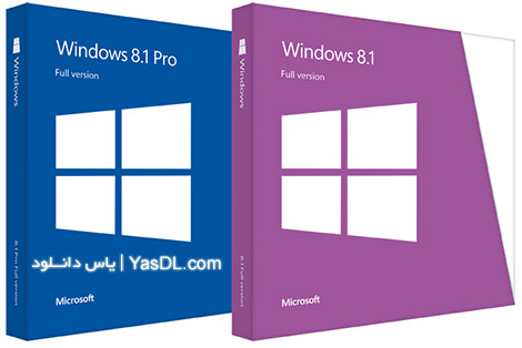 دانلود Windows 8.1 AIO 6in1 x86/x64 November 2016 - ویندوز 8.1