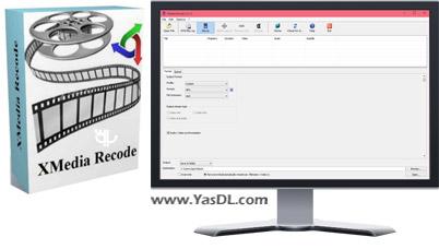 دانلود XMedia Recode 3.2.6.2 + Portable - مبدل صوتی و تصویری