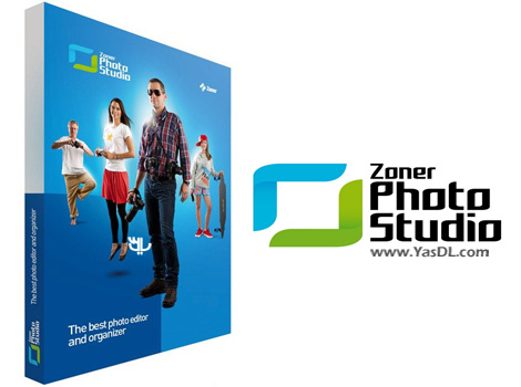 دانلود Zoner Photo Studio Pro 18.0.1.2 - استودیوی مدیریت و ویرایش تصاویر