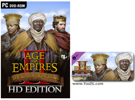 دانلود بازی Age of Empires II HD The African Kingdoms برای PC