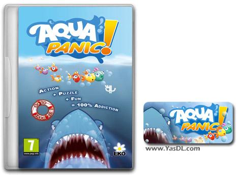 دانلود بازی Aqua Panic برای PC
