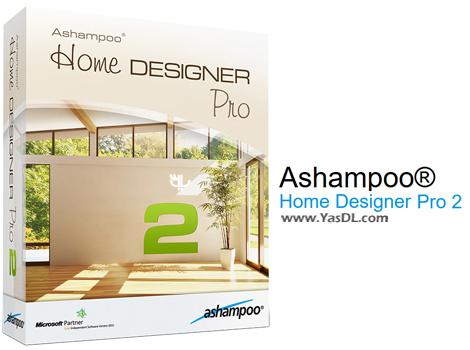 دانلود Ashampoo Home Designer Pro 2 v2.0.0 - طراحی 3 بعدی خانه