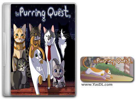 دانلود بازی The Purring Quest برای PC