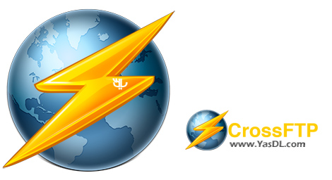 دانلود CrossFTP Enterprise 1.97.4 + Portable - مدیریت حرفه ای FTP
