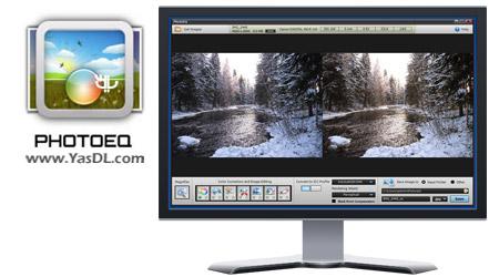 دانلود SoftColor PhotoEQ 1.9.7.0 - نرم افزار ویرایش و اصلاح رنگ در تصاویر