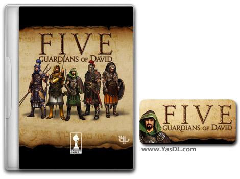 دانلود بازی FIVE Guardians of David برای PC