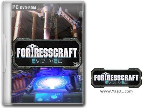 دانلود بازی FortressCraft Evolved برای PC