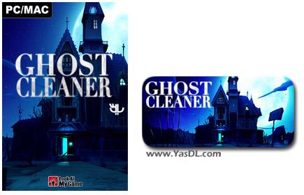 دانلود بازی کم حجم Ghost Cleaner برای کامپیوتر