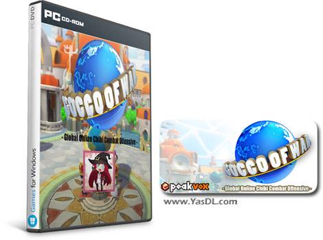 دانلود بازی GOCCO OF WAR برای PC