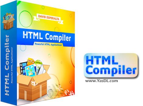 دانلود HTML Compiler 2021.35 - نرم افزار تبدیل HTML به فایل اجرایی