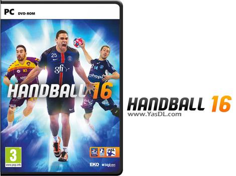 دانلود بازی Handball 16 برای PC