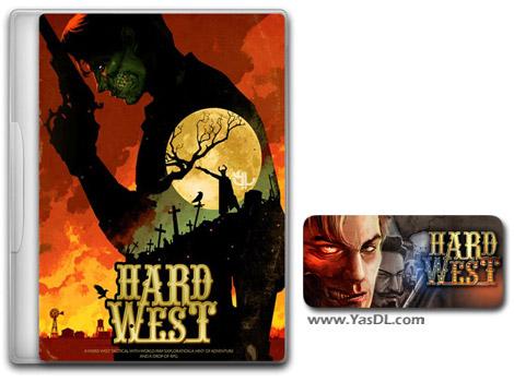 دانلود بازی Hard West برای PC