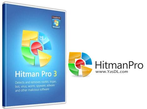 دانلود Hitman Pro 3.7.12 Build 256 x86/x64 - آنتی ویروس کم حجم