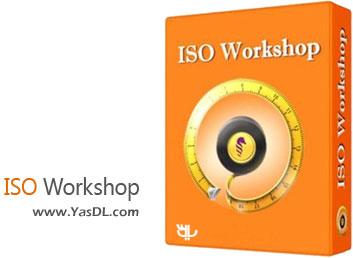دانلود ISO Workshop 6.1 + Portable - نرم افزار مدیریت و ویرایش فایل های ISO
