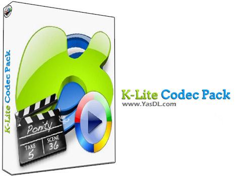 دانلود K-Lite Codec Pack 11.7.5 - نرم افزار کدک صوتی و تصویری