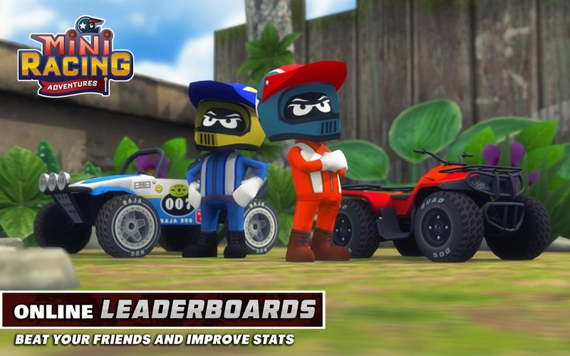 Mini Racing Adventures 1.21.4 For Android + Infinity