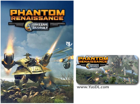دانلود بازی Massive Assault Phantom Renaissance برای PC