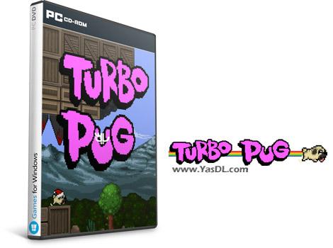 دانلود بازی کم حجم Turbo Pug برای کامپیوتر
