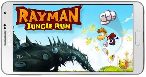دانلود بازی Rayman Jungle Run 2.3.2 برای آندروید + دیتا