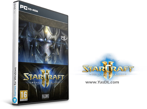 دانلود بازی StarCraft II Legacy of the Void برای PC
