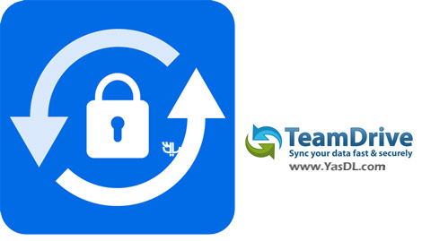 دانلود TeamDrive 4.1.1.1354 Final + Portable - نرم افزار سینک اطلاعات