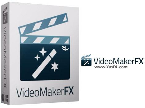 دانلود VideoMakerFX Video Creation Software 1.1 - نرم افزار فیلم سازی