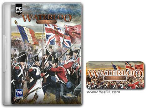 دانلود بازی Scourge of War Waterloo برای PC