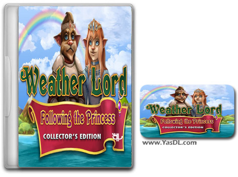 دانلود بازی Weather Lord Following the Princess Collectors Edition برای PC