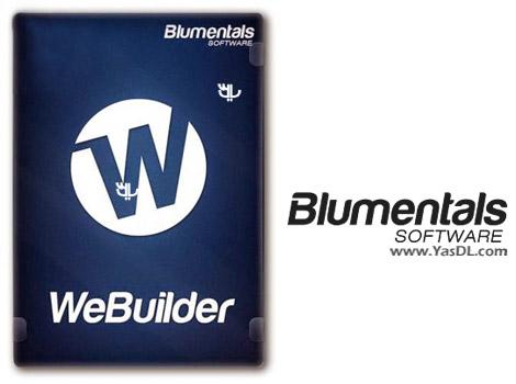 دانلود Blumentals WeBuilder 2015 13.5.0.169 - طراحی صفحات وب