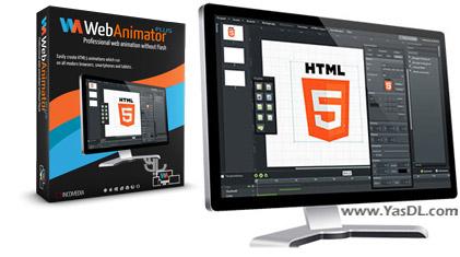 دانلود WebAnimator Plus 2.2.0 + Portable - ساخت انیمیشن های وب