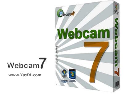 دانلود Webcam 7 PRO 1.4.2.0 Build 41290 - نرم افزار مدیریت وب کم های ویندوز