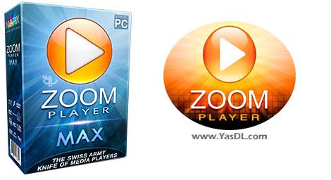 دانلود Zoom Player MAX نرم افزار زوم پلیر