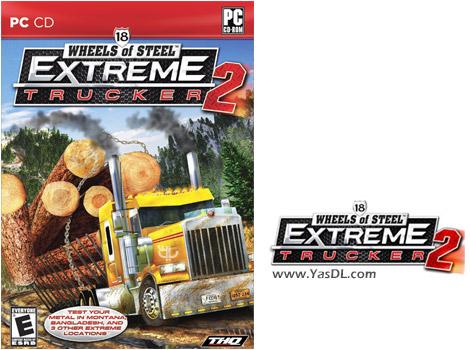 دانلود بازی 18Wheels of Steel – Extreme Trucker 2 برای PC