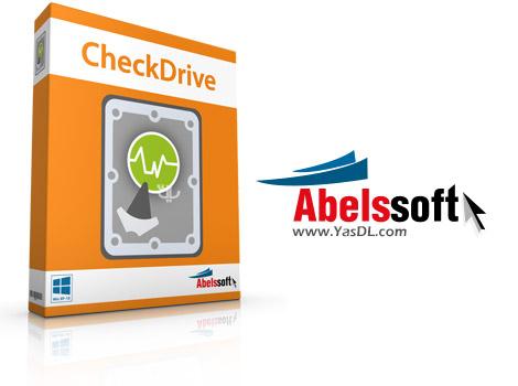 دانلود Abelssoft CheckDrive 2016 1.05 - نرم افزار تست هارد دیسک