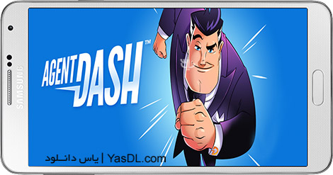 دانلود بازی Agent Dash 4.3.0.260 - عبور از موانع برای اندروید + پول بی نهایت + دیتا