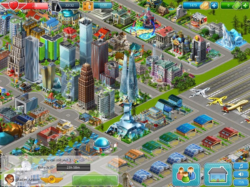 Airport City 6.18.11 - Airport Management For Android + Infinite Money