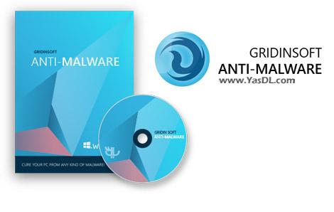 دانلود GridinSoft Anti-Malware حذف تروجان و ویروس های رایانه ای