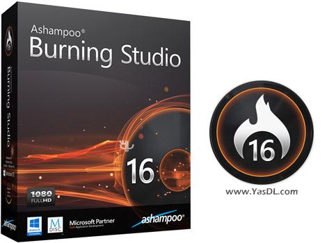 دانلود Ashampoo Burning Studio 2016 16.0.6.23 + Portable - نرم افزار همه کاره کپی و رایت CD