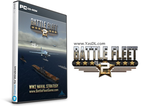 دانلود بازی Battle Fleet 2 Atlantic Campaign برای PC