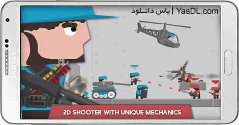 دانلود بازی Clone Armies 1.1 - ارتش های کوچک برای اندروید