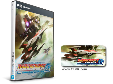 دانلود بازی DARIUSBURST Chronicle Saviours برای PC