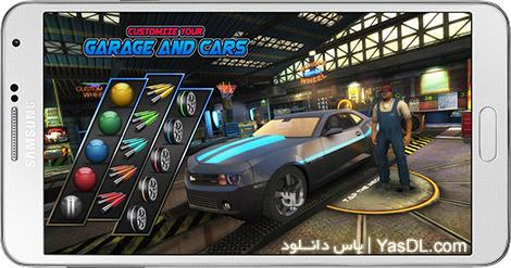 دانلود بازی Dubai Racing 1.9.1 - اتومبیل رانی در دبی + دیتا + پول بی نهایت