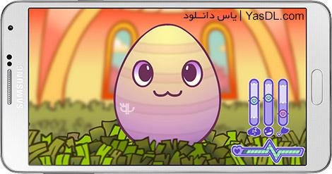 دانلود بازی Egg Baby 1.23.00 - بچه تخم مرغ برای اندروید + دیتا