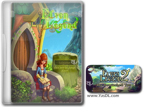 دانلود بازی Elven Legend 2 The Bewitched Tree برای PC