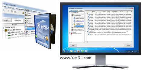 دانلود Hardware Inspector 6.8.4 - نرم افزار نظارت بر سخت افزار شبکه