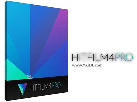 دانلود HitFilm 4 Pro 4.0.4803 build 28705 x64 - ویرایش حرفه ای فیلم