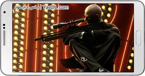 دانلود بازی Hitman Sniper 1.5.54637 - هیتمن اسنایپر برای اندروید + دیتا + پول بی نهایت