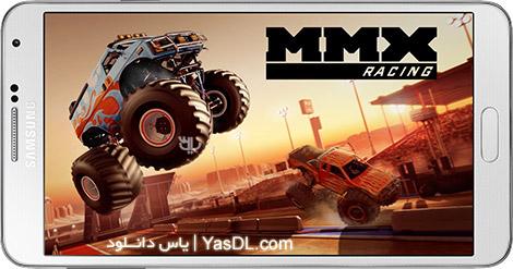 دانلود بازی MMX Racing 1.15.9252 - کامیون هیولا برای اندروید + پول بی نهایت + دیتا